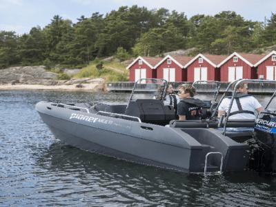 Miljøvennlig båtsesong