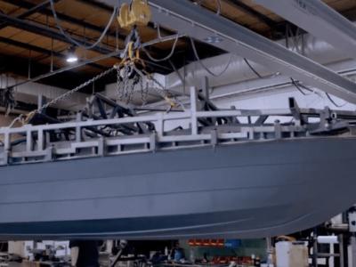 Film om hvordan blir båten min produsert