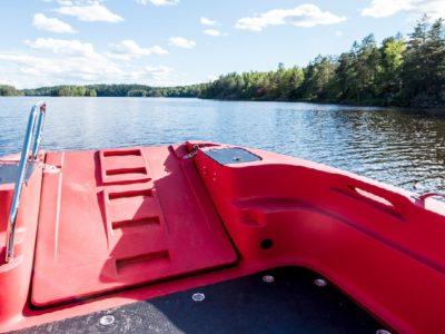Film – aktiviteter som er enklere med en båt