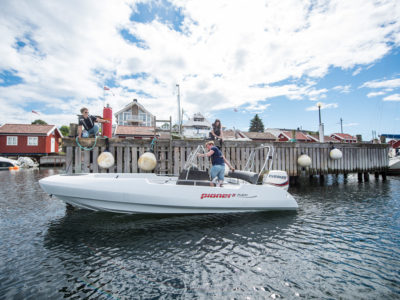Film – 5 regler for et enkelt båtliv