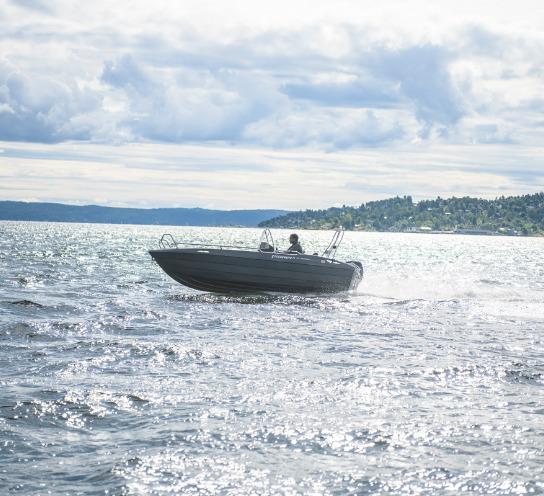 Nå ønsker vi tre nye båter velkommen, Steady by Pioner!